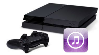 How to watch iTunes movies on PlayStation 4 (PS4)?