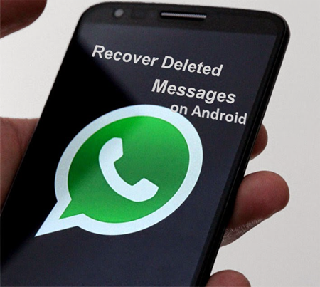 Android Data Recovery for WhatsApp