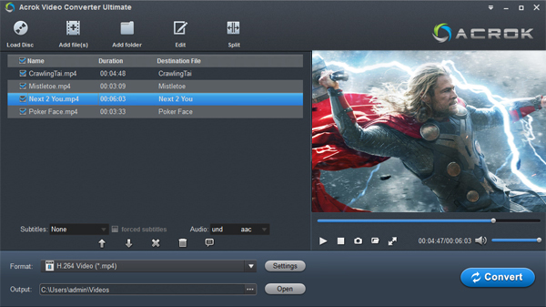 Blu-ray to Final Cut Pro X