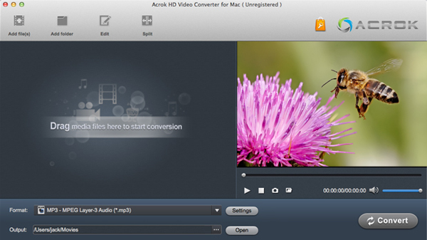 MXF to iTunes-Convert MXF video format files to iTunes