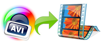 How to import AVI video into Windows Movie Maker for editing?