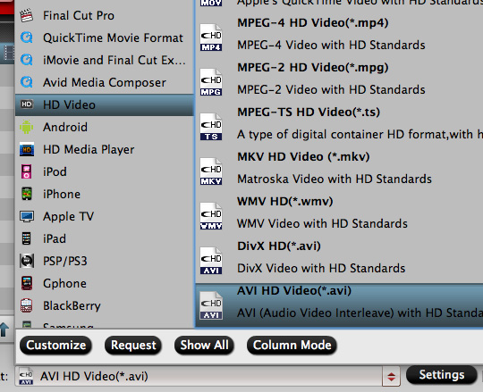 How to play MXF video format on Mac and Windows 7/8