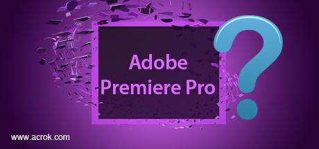 Best Native editing format for Adobe Premiere Pro CC/CS6/CS5