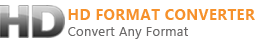 HD Format Converter Logo