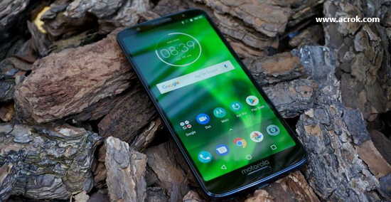 Rip and convert Blu-ray to Moto G6 video formats