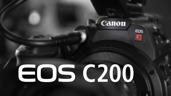 Convert Canon EOS C200B 4K videos to FCP X/7/6 native editing format