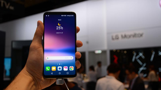 Rip and convert Blu-ray movies to LG V30S ThinQ supported MP4 video