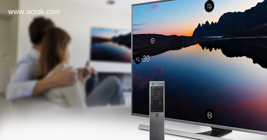 Best way to play Blu-ray movies on Samsung Q8 Series TV