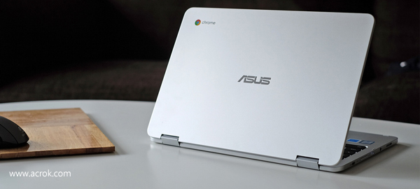 Play Blu-ray disc on Asus Chromebook Flip C302CA