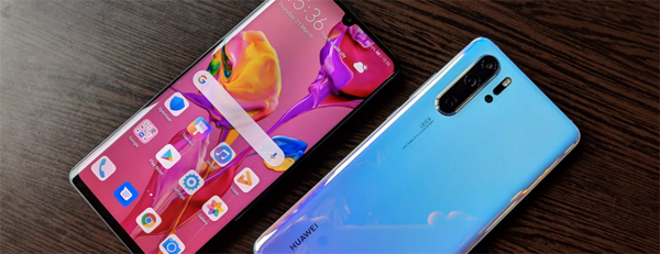 Huawei P30 Pro Supported Video and Audio Formats