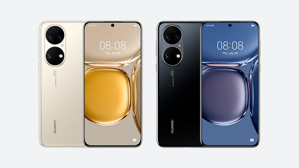 Huawei P50 Pro Supported Video and Audio Formats