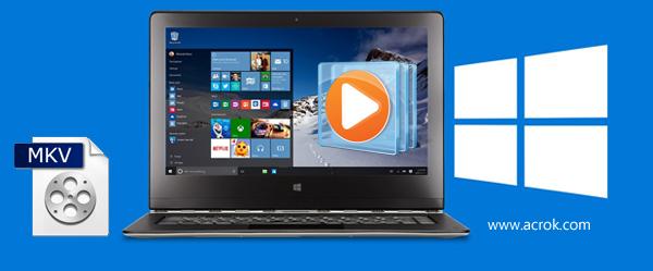 MKV to Windows Media Player 12 - Play MKV in WMP 12