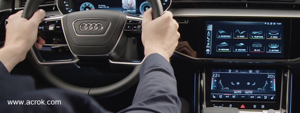Audi MMI Supported Video Formats