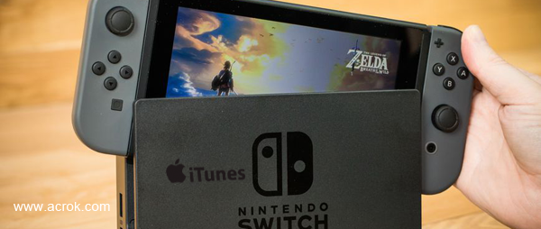 Nintendo Switch iTunes - Play iTunes movies and TV Shows on Nintendo Switch