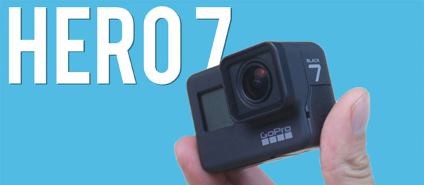 Import and edit GoPro Hero 7 4K H.265 in Lightworks
