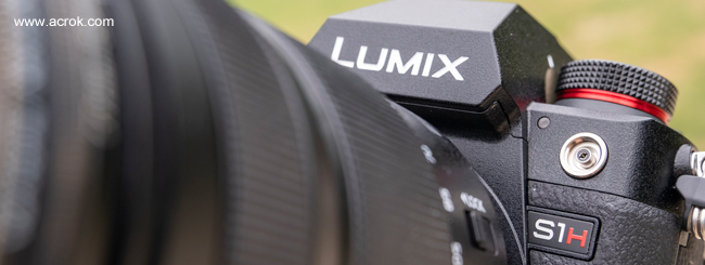 Edit Lumix DC-S1H 6K/4K H.265 videos in FCP X