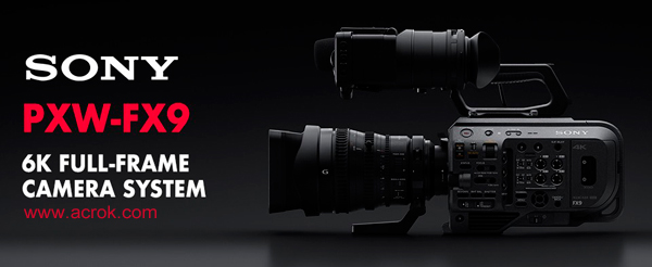 Sony PXW-FX9 4K MXF to Final Cut Pro X Workflow