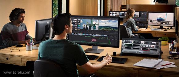 Convert Blu-ray to H.264 MP4 for DaVinci Resolve 16