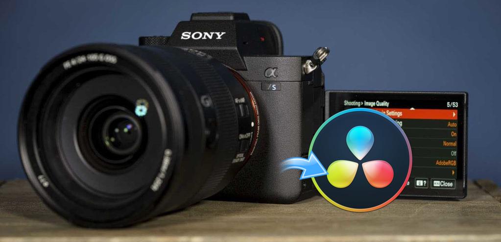 Edit Sony a7S III 4K H.265/XAVC HS in DaVinci Resolve 17