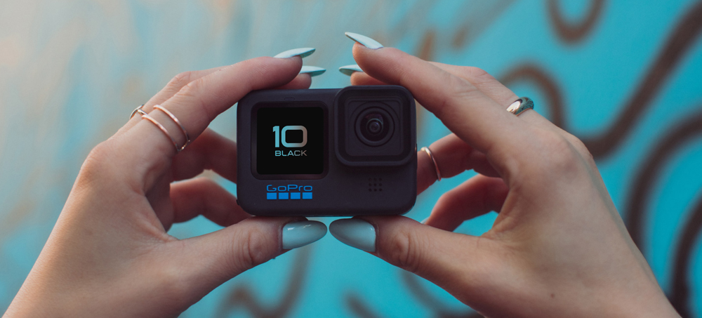 Import MP4 from GoPro Hero 10 to Premiere Pro CC