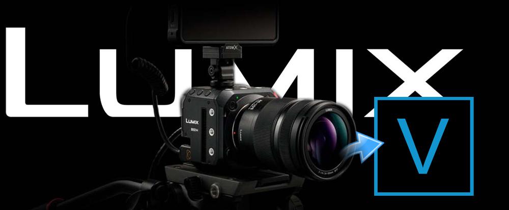 Edit Lumix BS1H 4K MOV in Vegas Pro